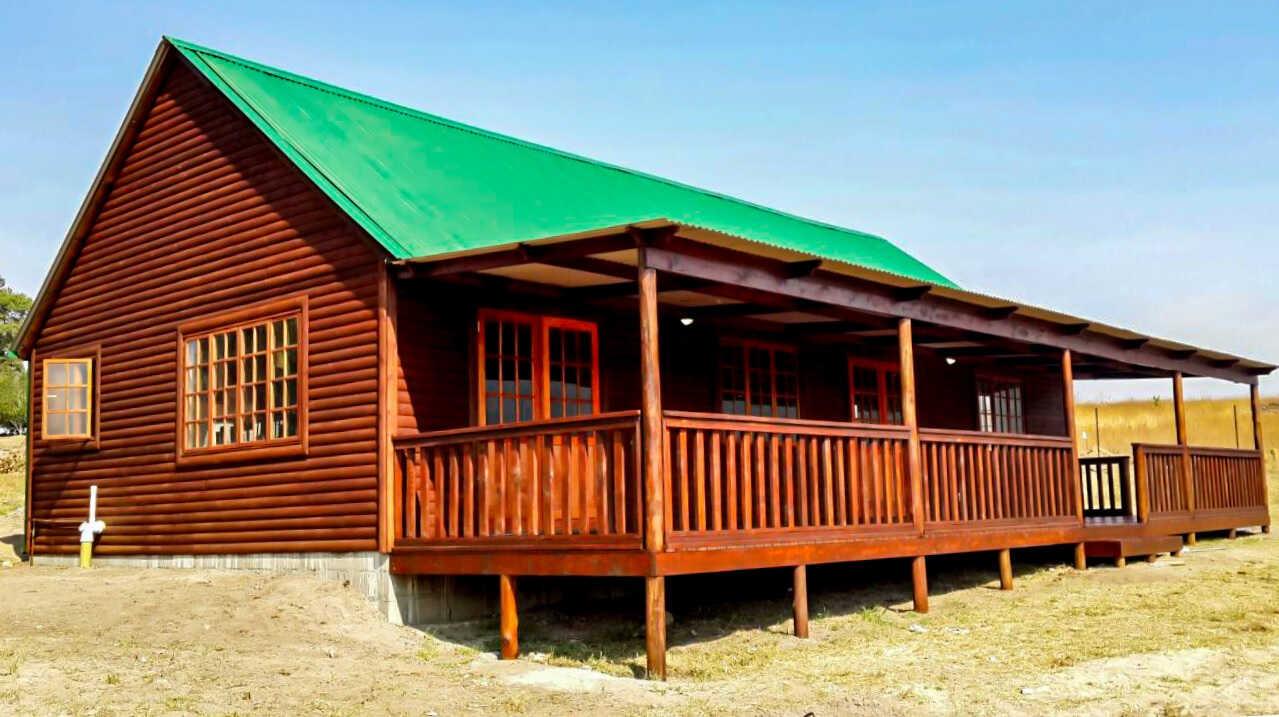 Log Cabins & Construction Header