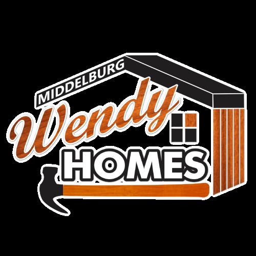 Middelburg Wendy Homes Logo White Shadow 500px